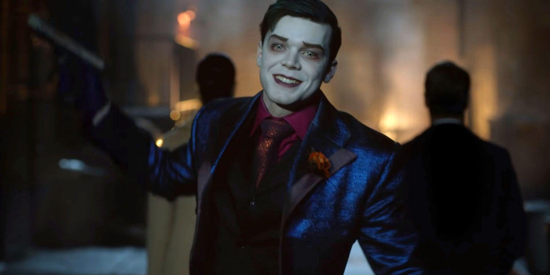 Gotham: Jeremiah Sports Joker-Esque Green Hair in New Photo | CBR