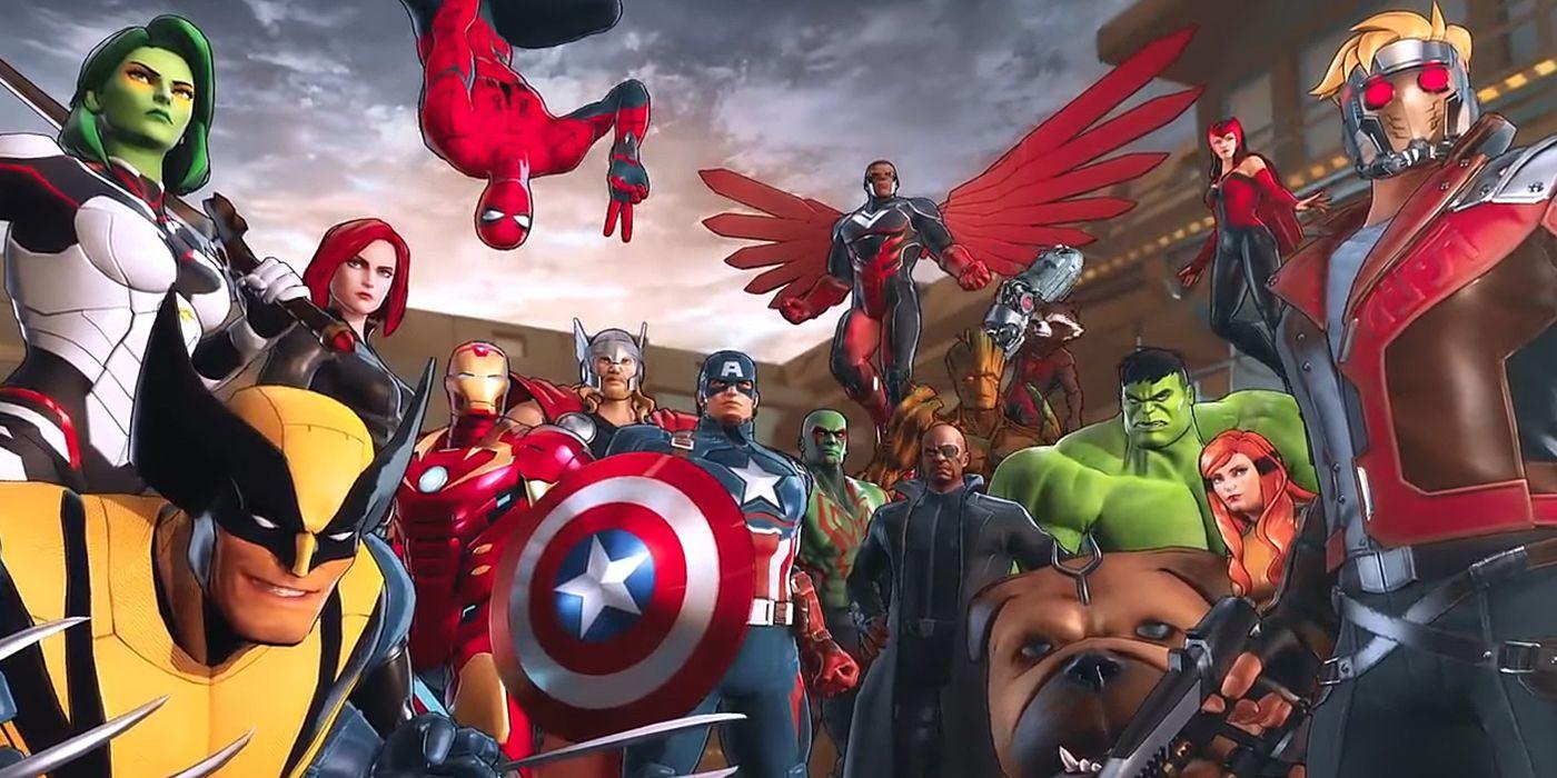 Marvel Ultimate Alliance 3 Merchandise Reveals 3 New Heroes