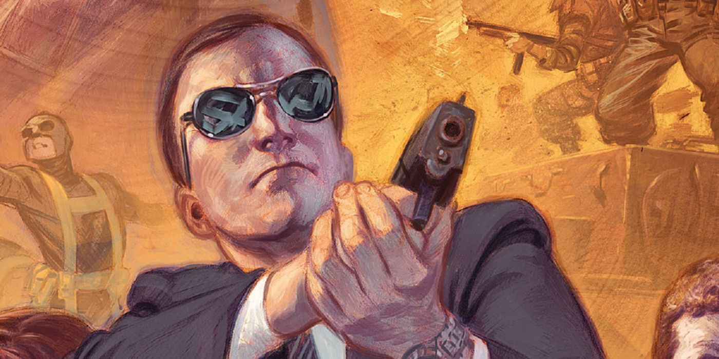 Avengers: Agent Coulson Explains Why He Now Hates Superheroes