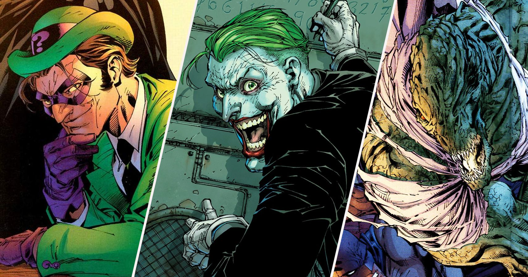 The 25 Most Dangerous Inmates To Ever Be Held In Arkham Asylum