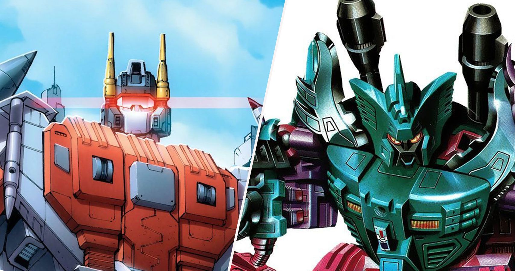 The 20 Strongest Transformers Combiners | CBR