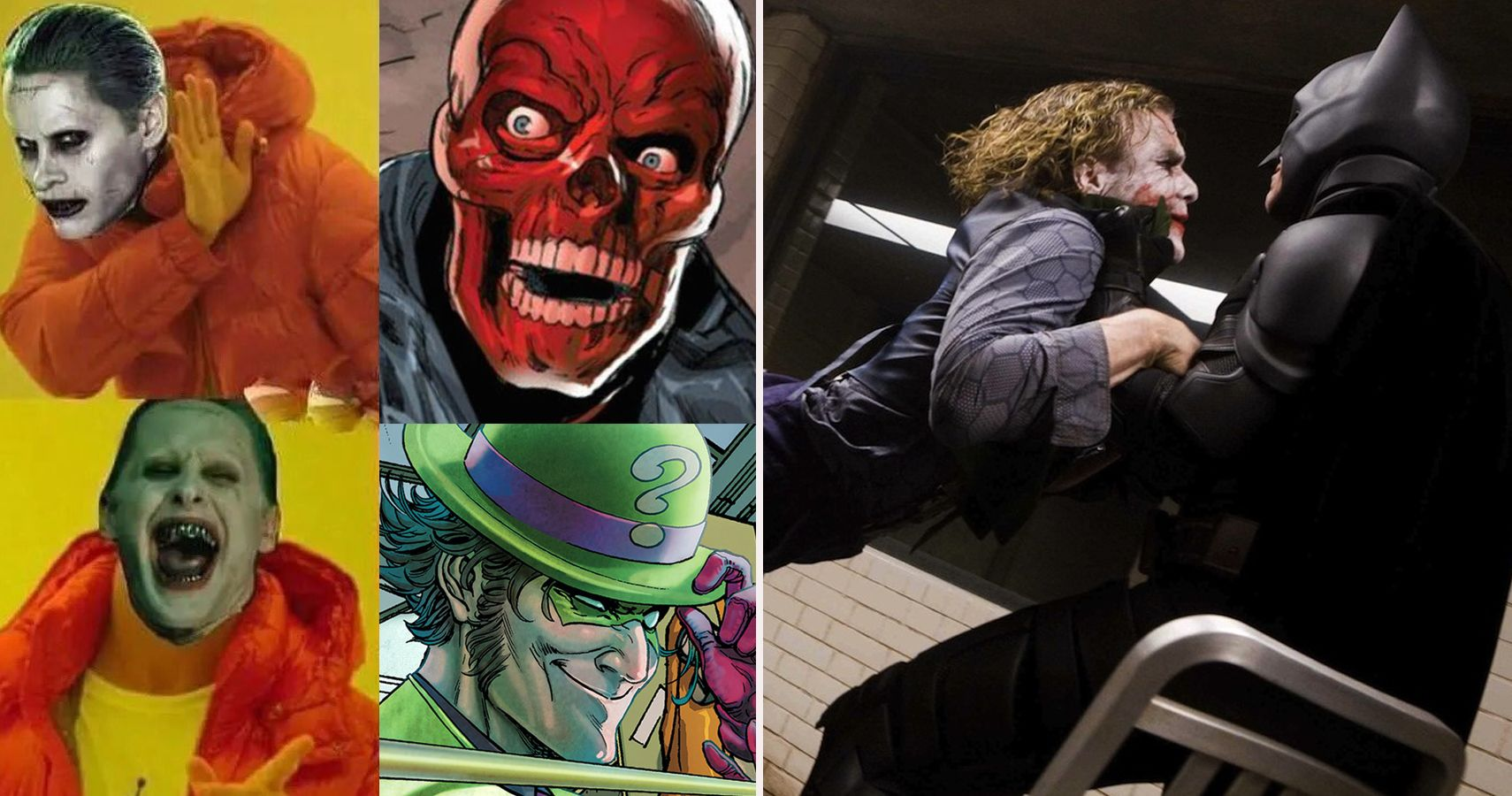 10 Villains Joker Gets Along With (And 11 That Annoy Him