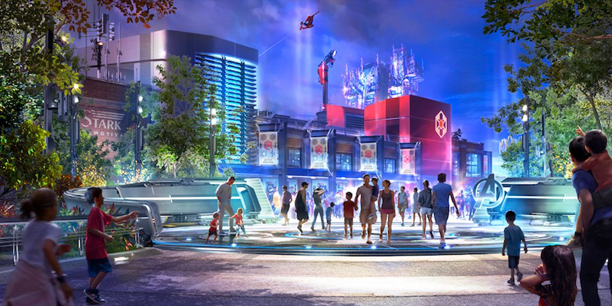 Avengers Initiative Goes Global at Disney Parks Worldwide
