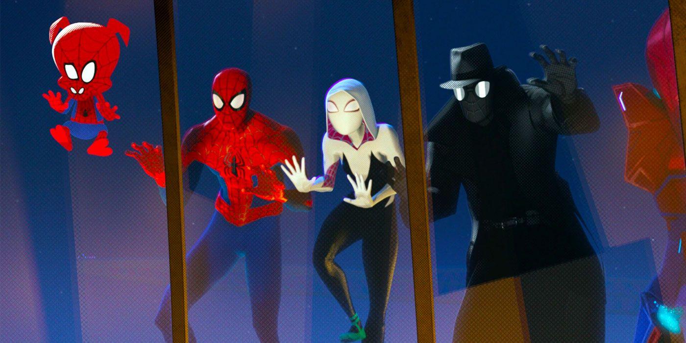 Cartoon Spider Man sexe