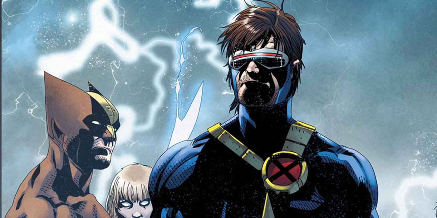 Status of X-Men Cyclops and Wolverine
