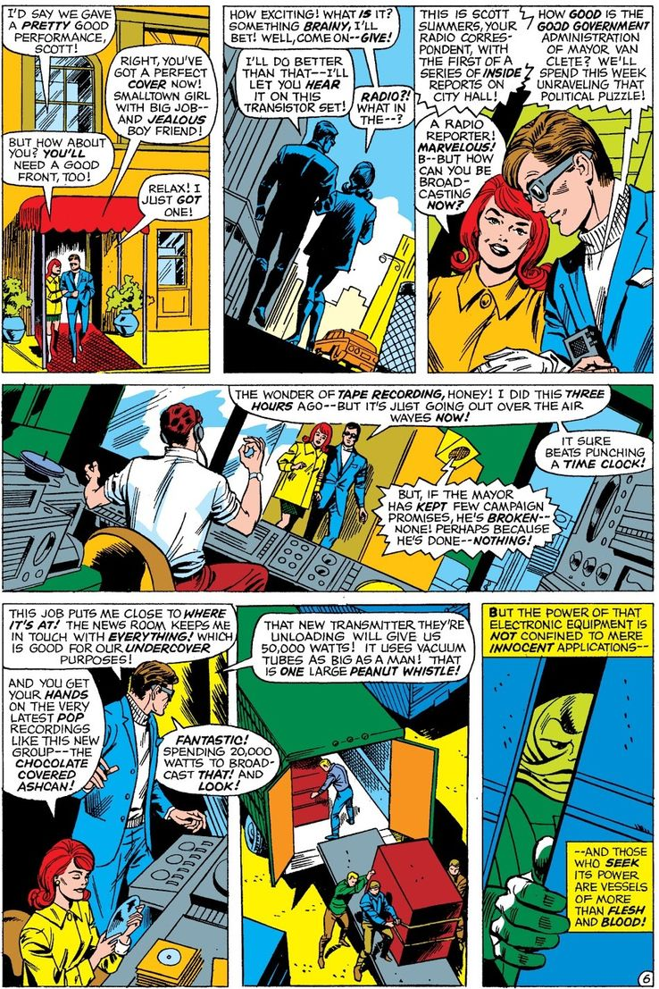 Did Cyclops and Jean Grey Get Together for the First Time