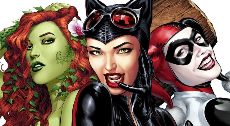 10 Comics To Read If You Loved Birds Of Prey Cbr