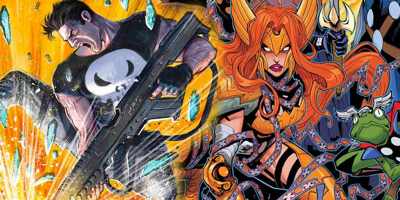 EXCLUSIVE: Marvel's War of the Realms Enlists the X-Men, Punisher