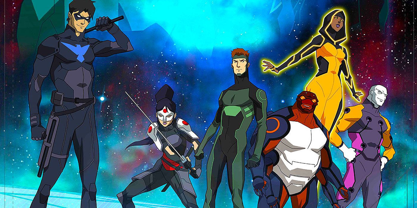 everything you need to know before young justice