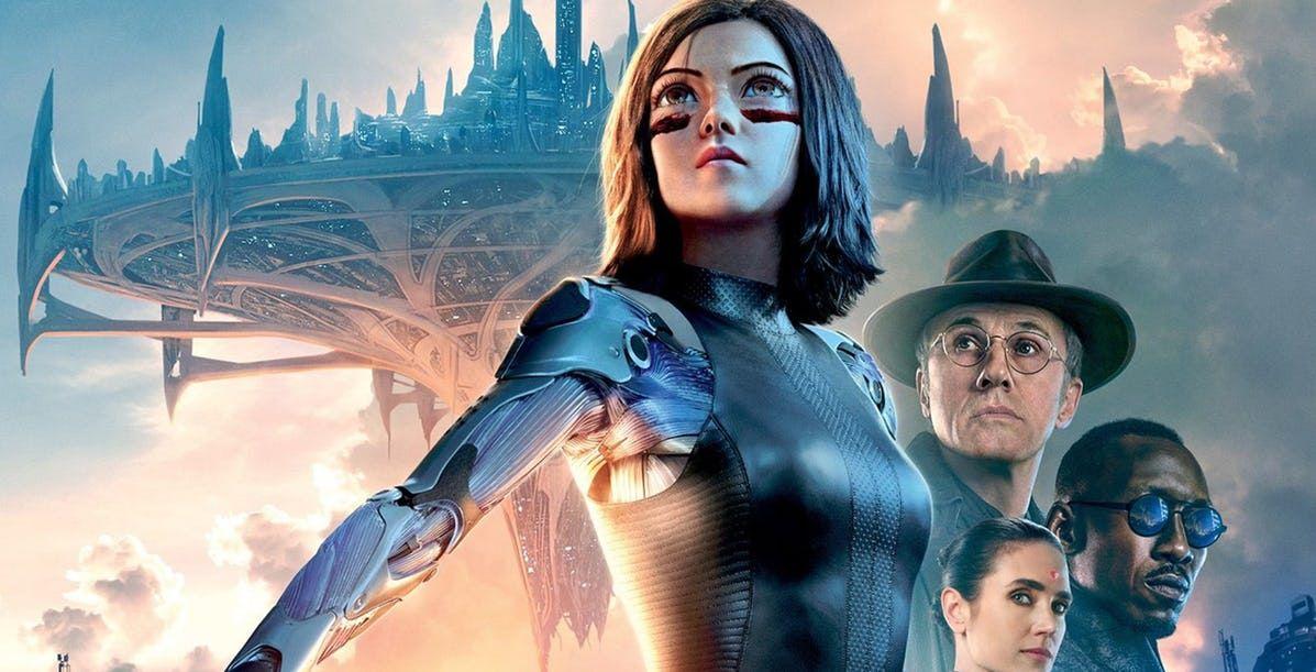 Alita: Battle Angel Crosses A Major Box Office Milestone