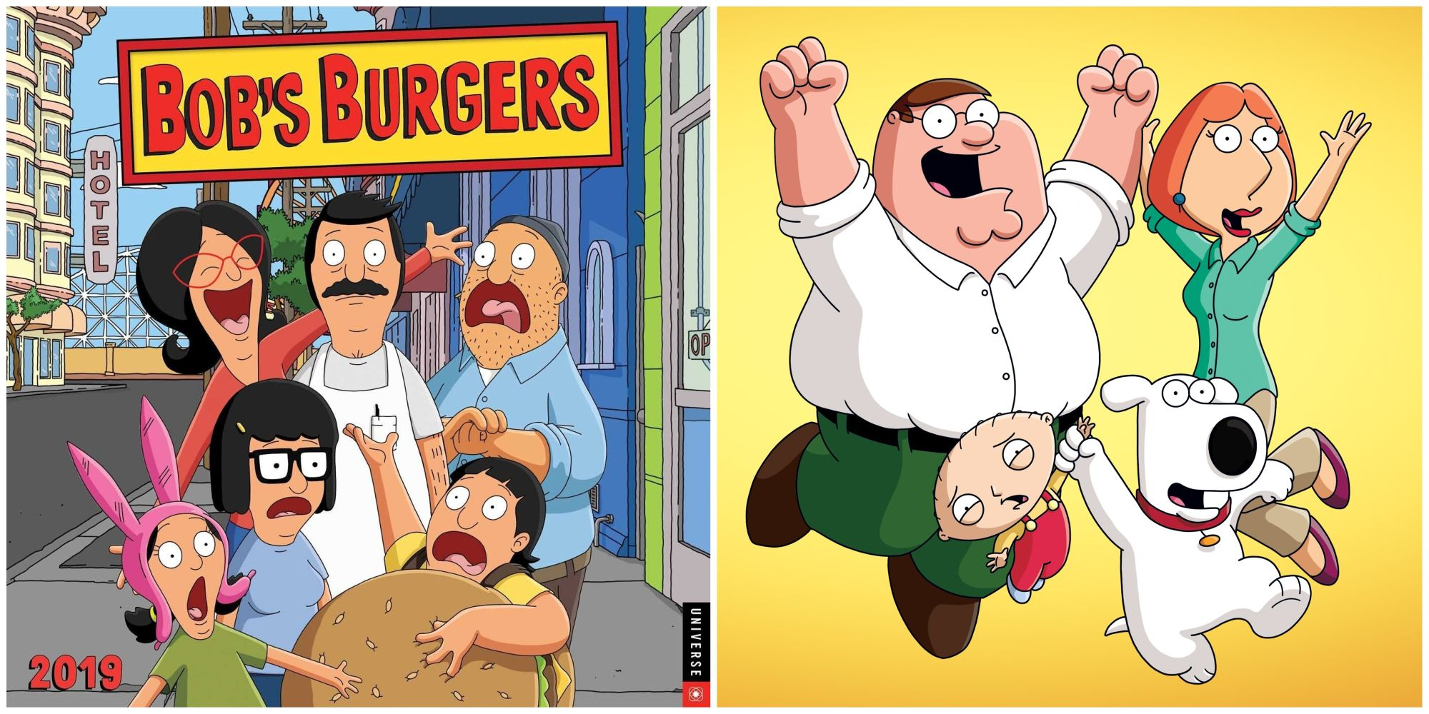 Fox Renews Family Guy, Bob's Burgers for Two More Seasons Each