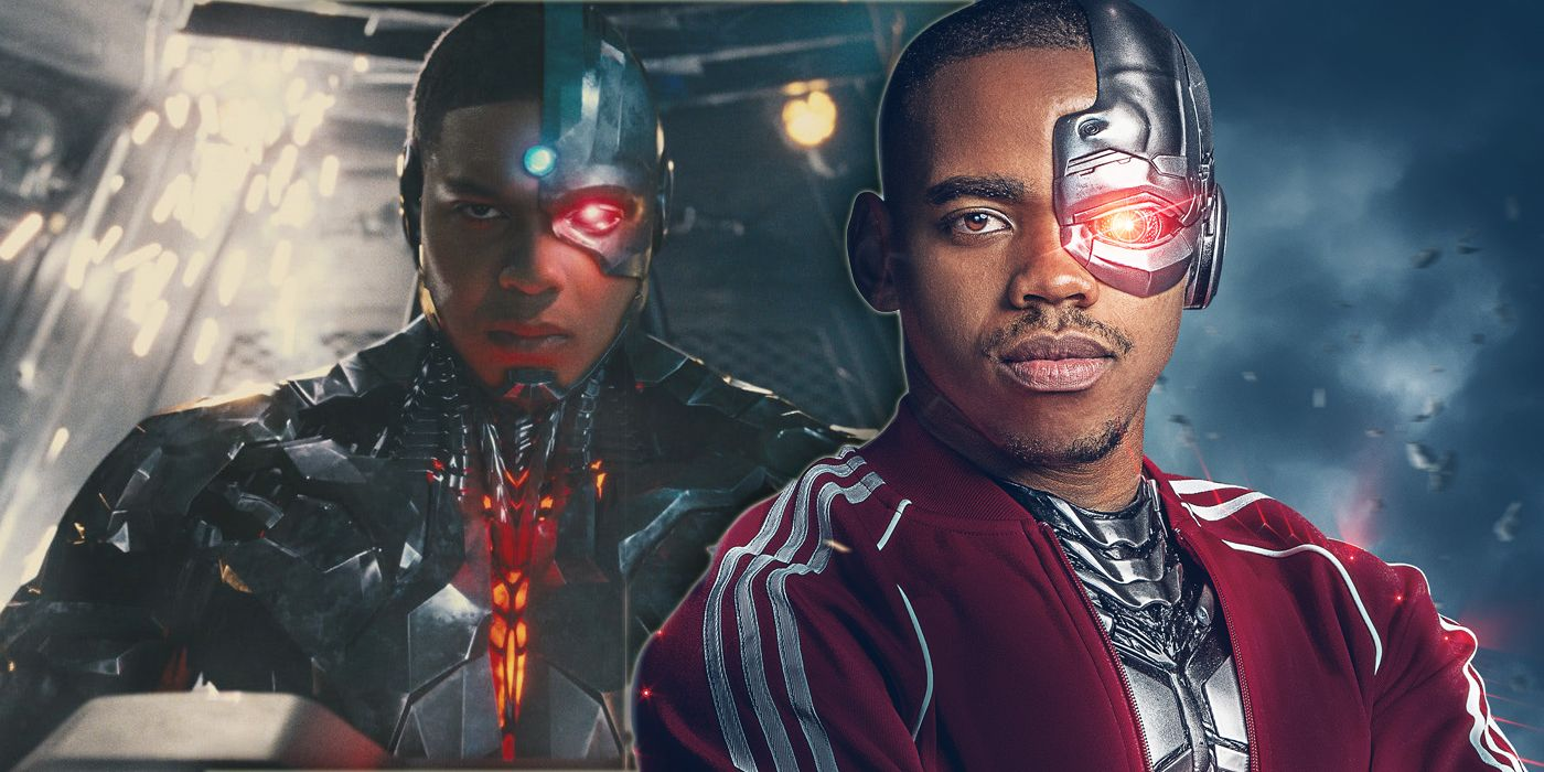 Doom Patrol S Cyborg Is A Long Way Off From The Justice League