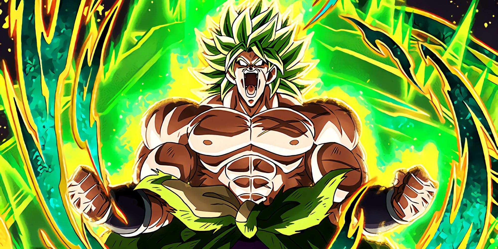 Dragon Ball Super: Broly Almost Featured Another Major Fight