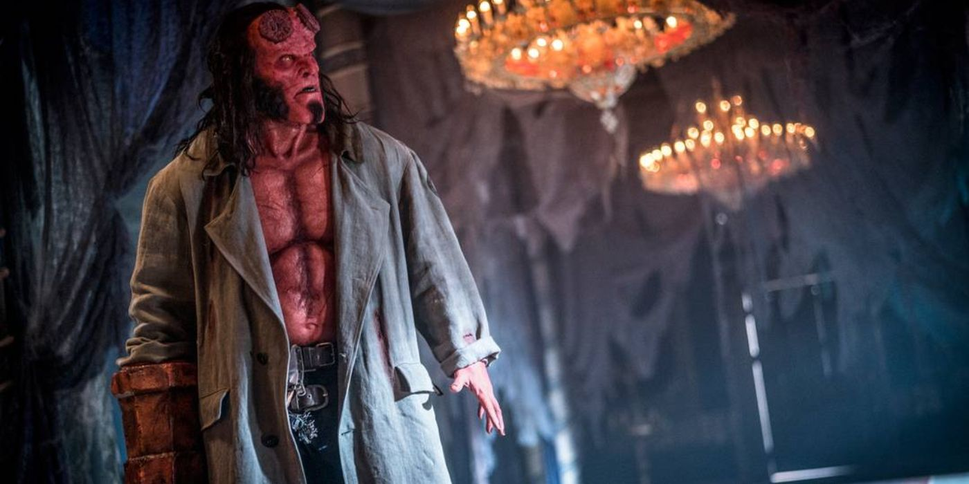 Hellboy TV Spots Show Off Two Terrifying Villains