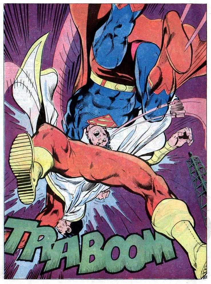 all new collectors edition 58 1 - Shazam! vs Superman: ¿Quién es más poderoso?