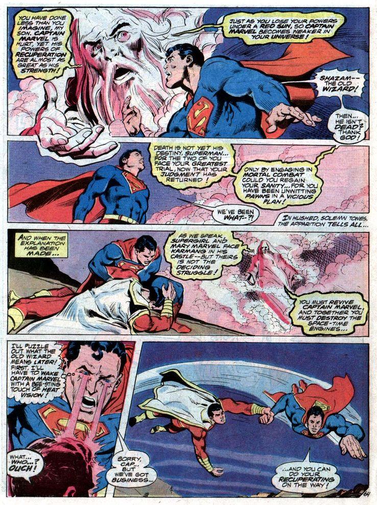 all new collectors edition 58 2 - Shazam! vs Superman: ¿Quién es más poderoso?