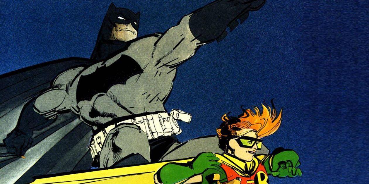 Batman The Dark Knight Returns (1986) - Internet Archive