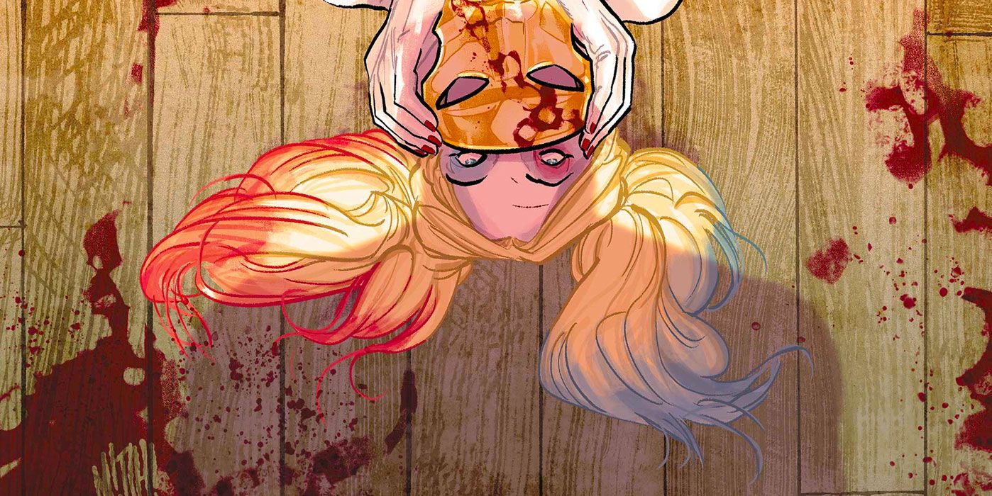 DC's Heroes in Crisis Reveals the Killer and His Motives