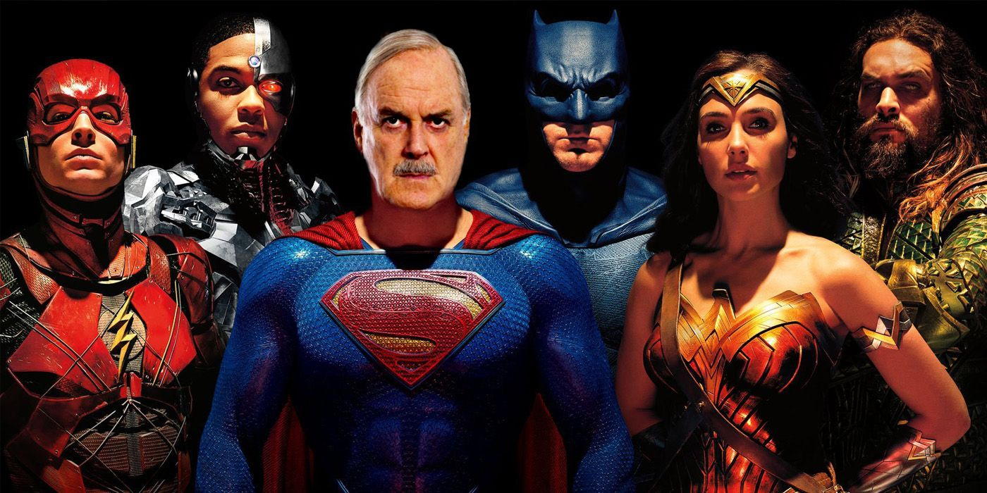 John Cleese's DCEU Role Never Happened - But Why?