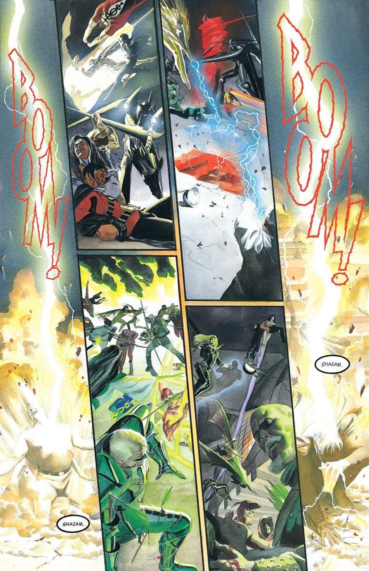 kingdom come 4 2 - Shazam! vs Superman: ¿Quién es más poderoso?