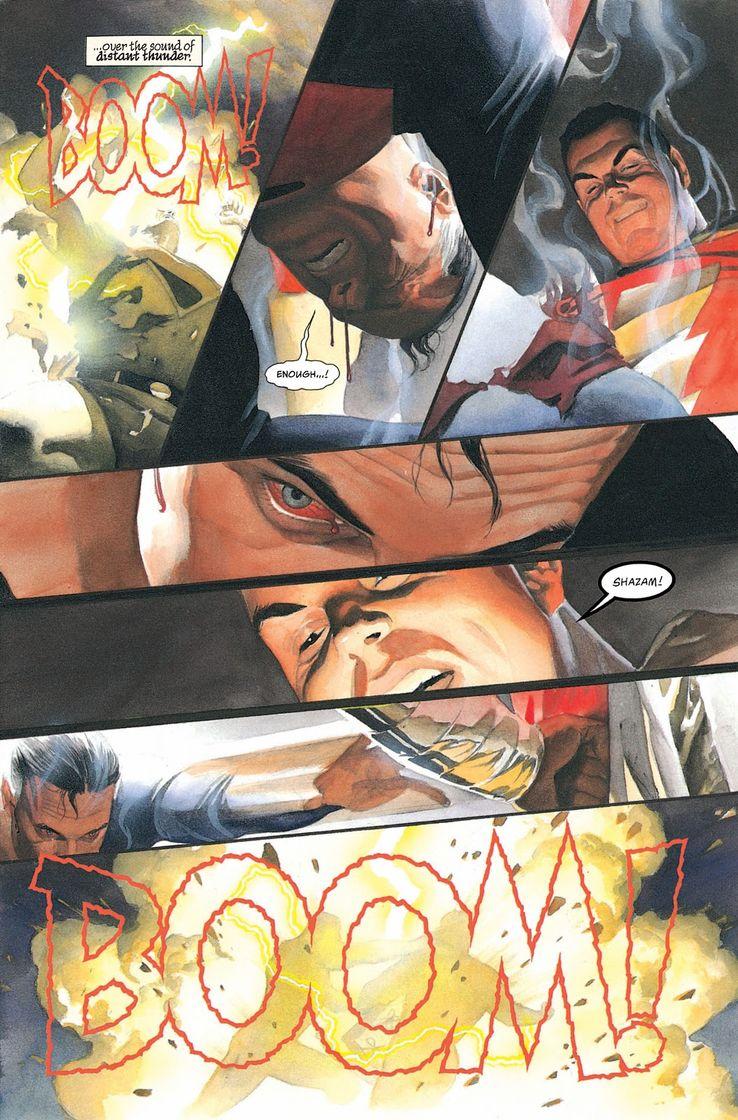 kingdom come 4 3 - Shazam! vs Superman: ¿Quién es más poderoso?