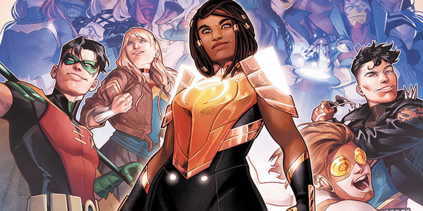 Stan Lee Inspired Naomi's Action Comics Appearance, Says Bendis