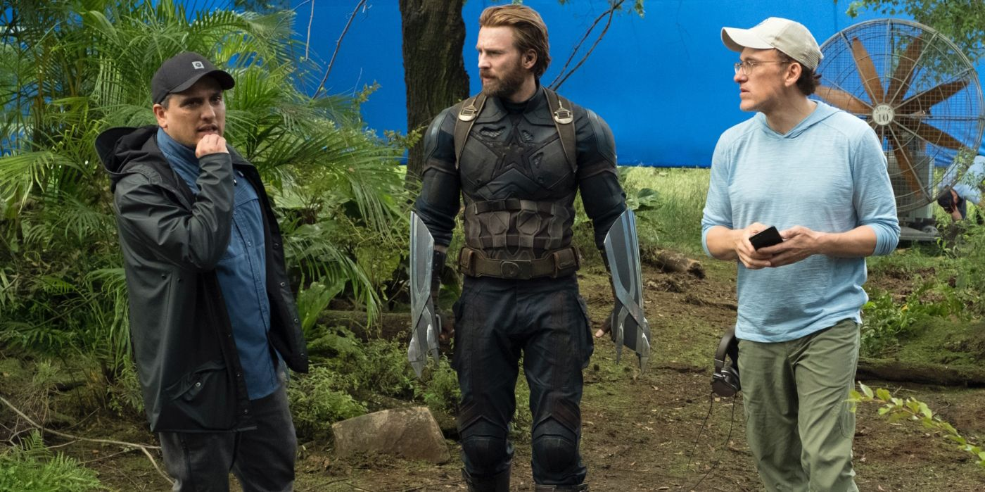 SDCC: The Russo Bros. on the Road to Avengers: Endgame & What's Next