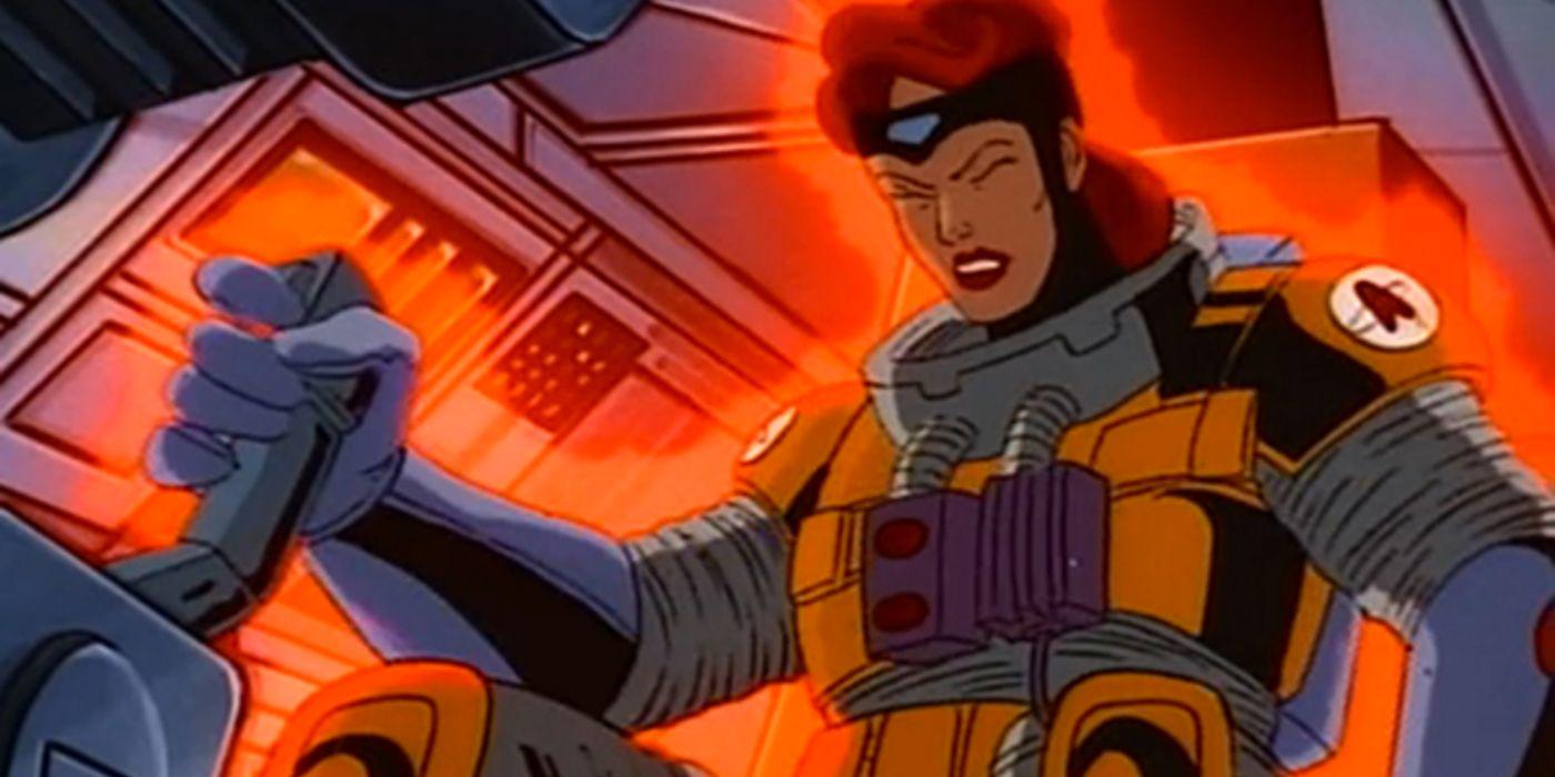 How X Men The Animated Series Changed Phoenix S Origin Cbr