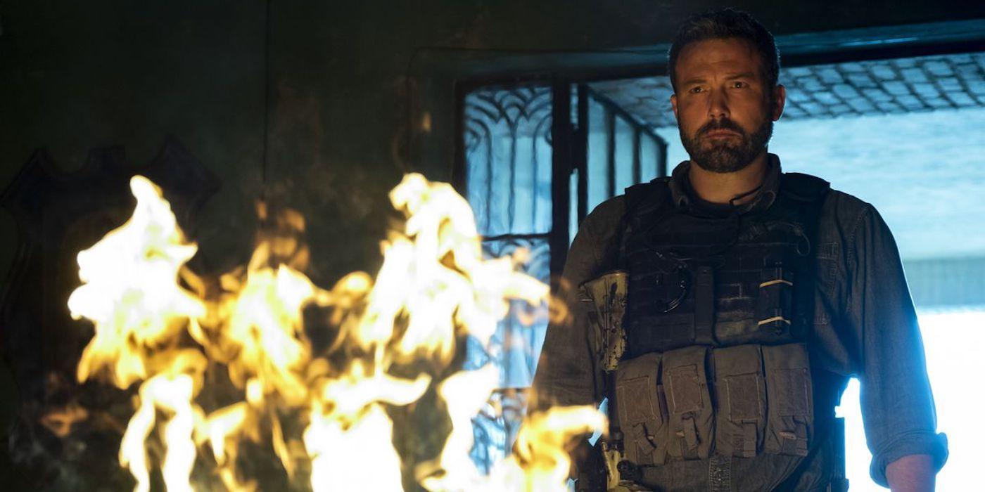 Netflix's Triple Frontier Proves Why Ben Affleck Was The Perfect Batman