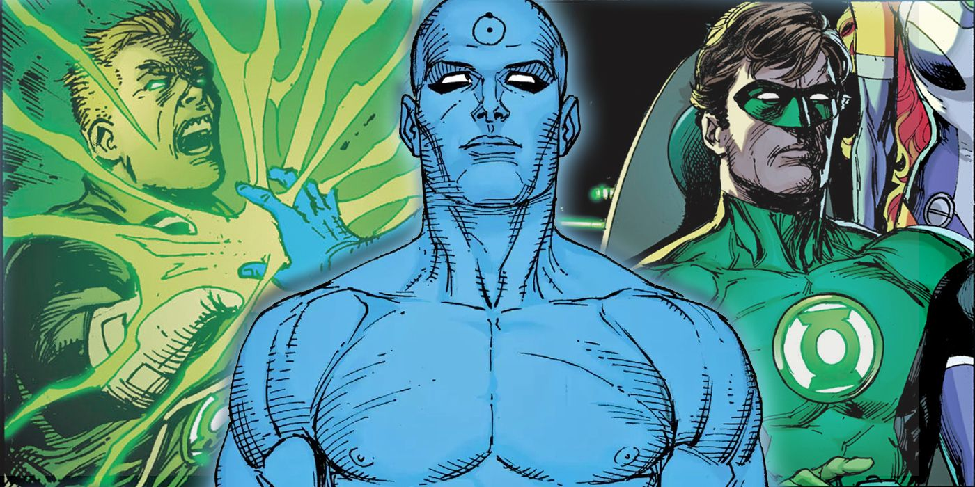 DC Announces Doomsday Clock Part One & Part Two Collections