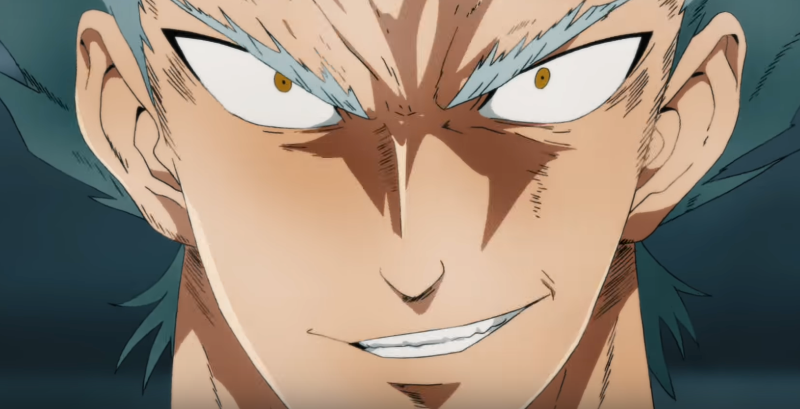 One-Punch Man Villain Garou Unleashes His True Power | CBR