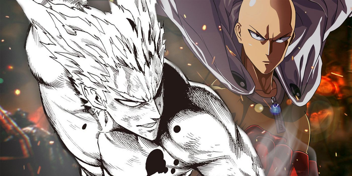 One-Punch Man Season 2 Reveals Its True Villain, Garou | CBR