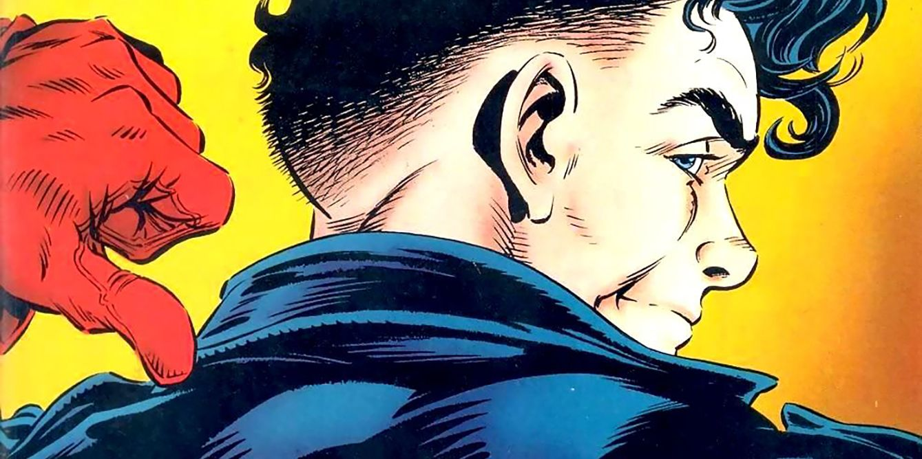 Titans Superboy Actor Joshua Orpin Pays Homage To Iconic Comic Cover Thomas polito, head writer at geeks worldwide, has posted a photo of joshua orpin as superboy taken on the set of the titans tv series. titans superboy actor joshua orpin