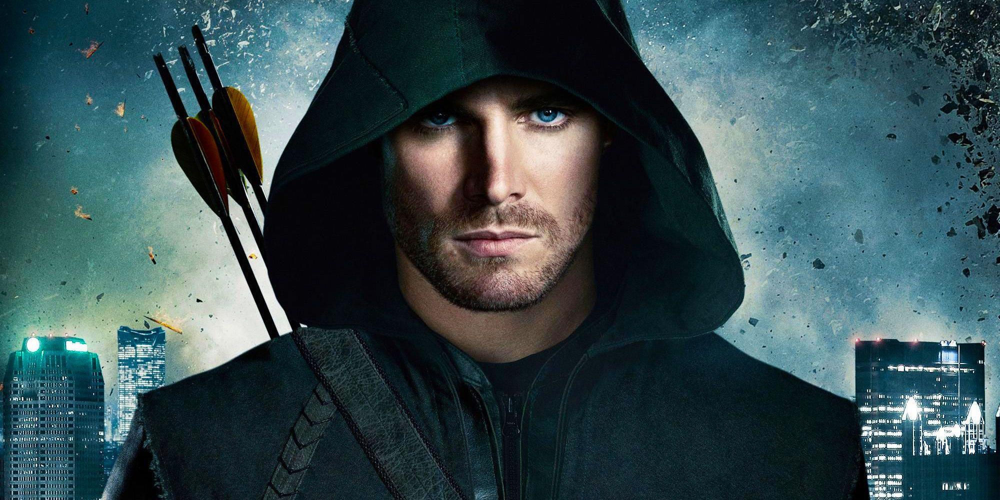 Stephen Amell Lands First Post-Arrow TV Project | CBR