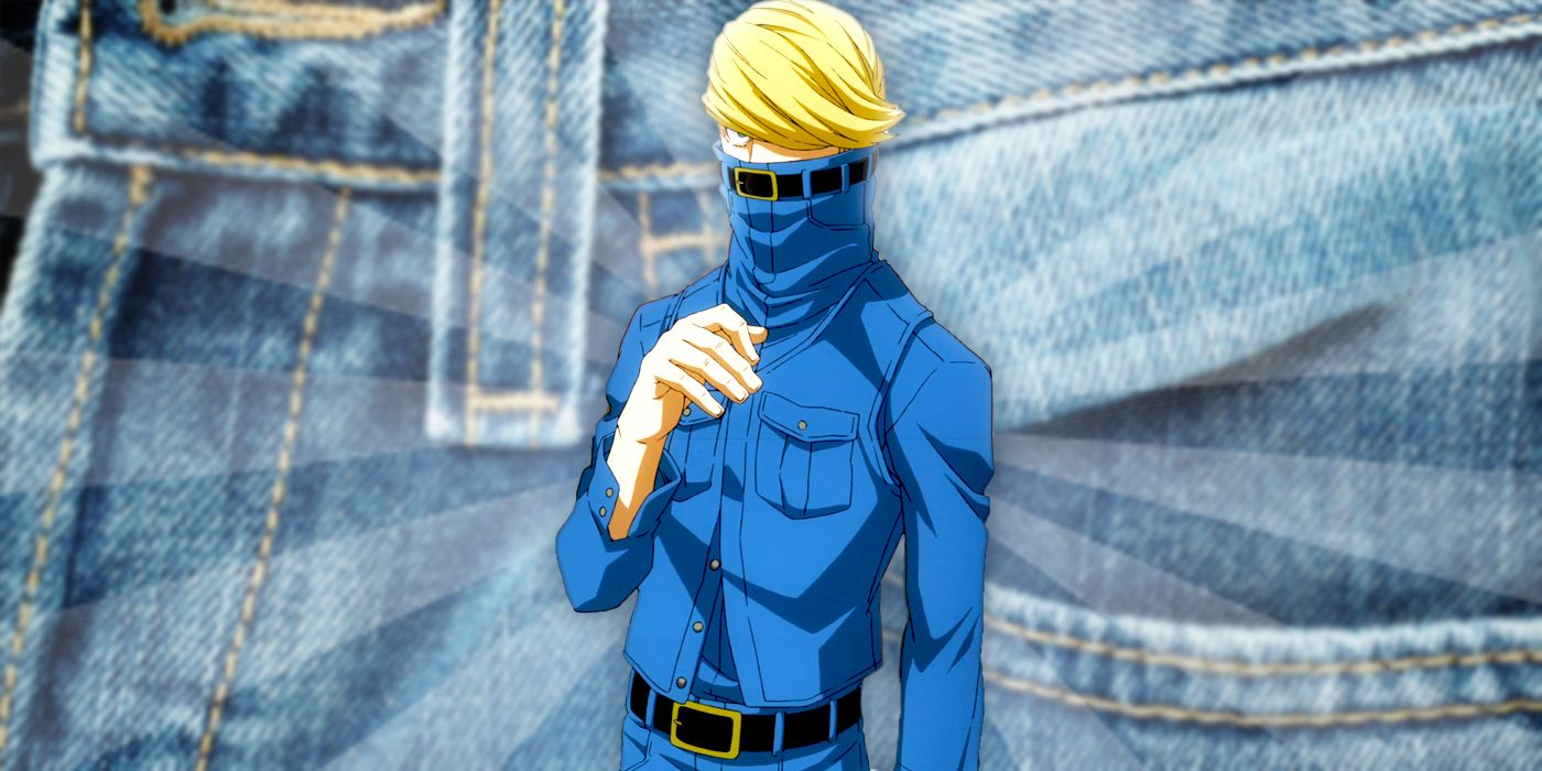Best Jeanist My Hero Academia S Weirdest Hero Cbr