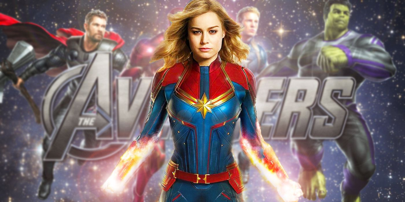 how captain marvel connects to avengers: endgame | cbr