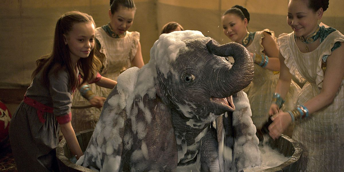 Disney's Dumbo (Almost) Had the Perfect Kid Character
