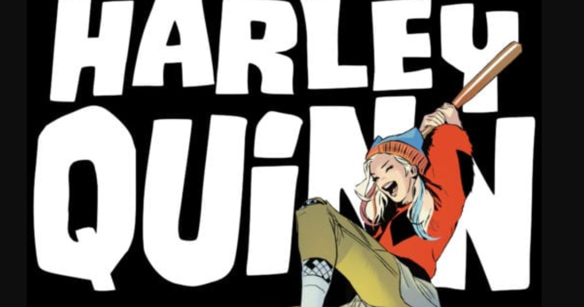 DC Debuts Harley Quinn: Breaking Glass' Very Different Joker