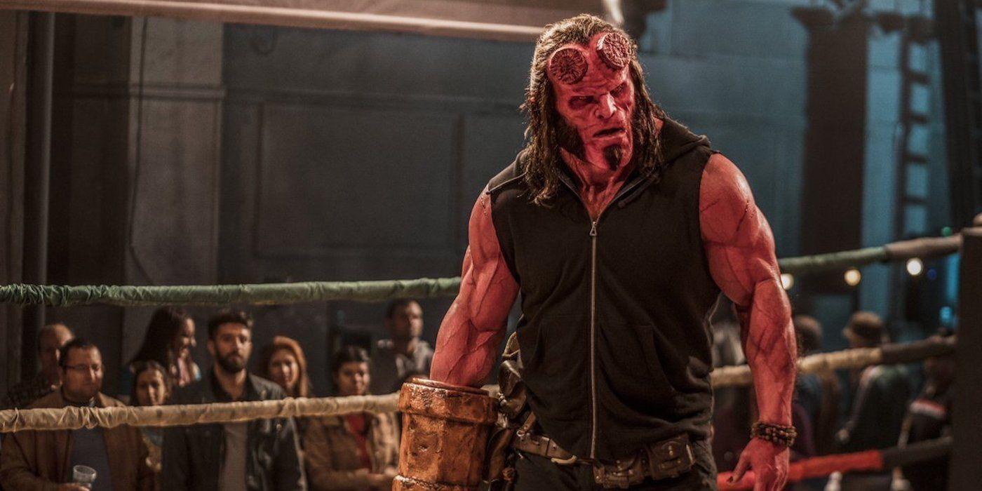 Hellboy: The Osiris Club Recruits Big Red in New Clip