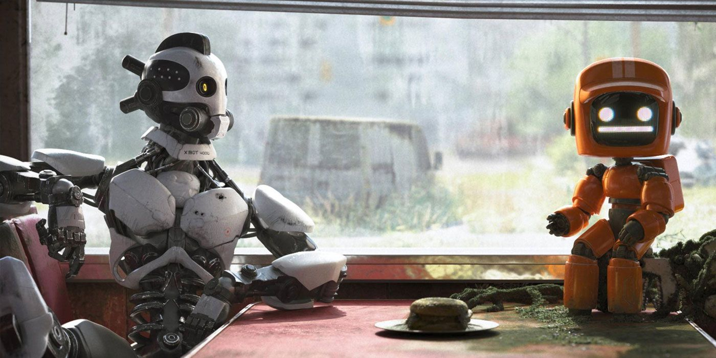 Love, Death And Robots: REVIEW: Netflix's Love, Death & Robots Offers Plenty To