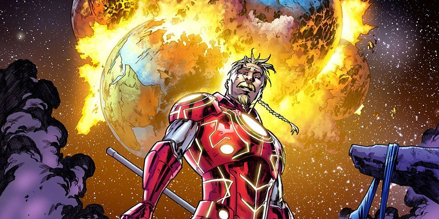 Marvel Comics Announces Secret Warps Event
