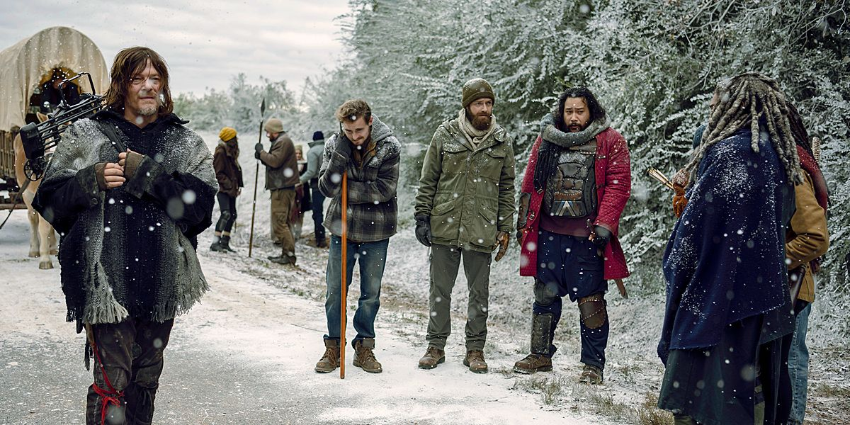 Walking Dead Season 9 Finale May Introduce New Survivor Group