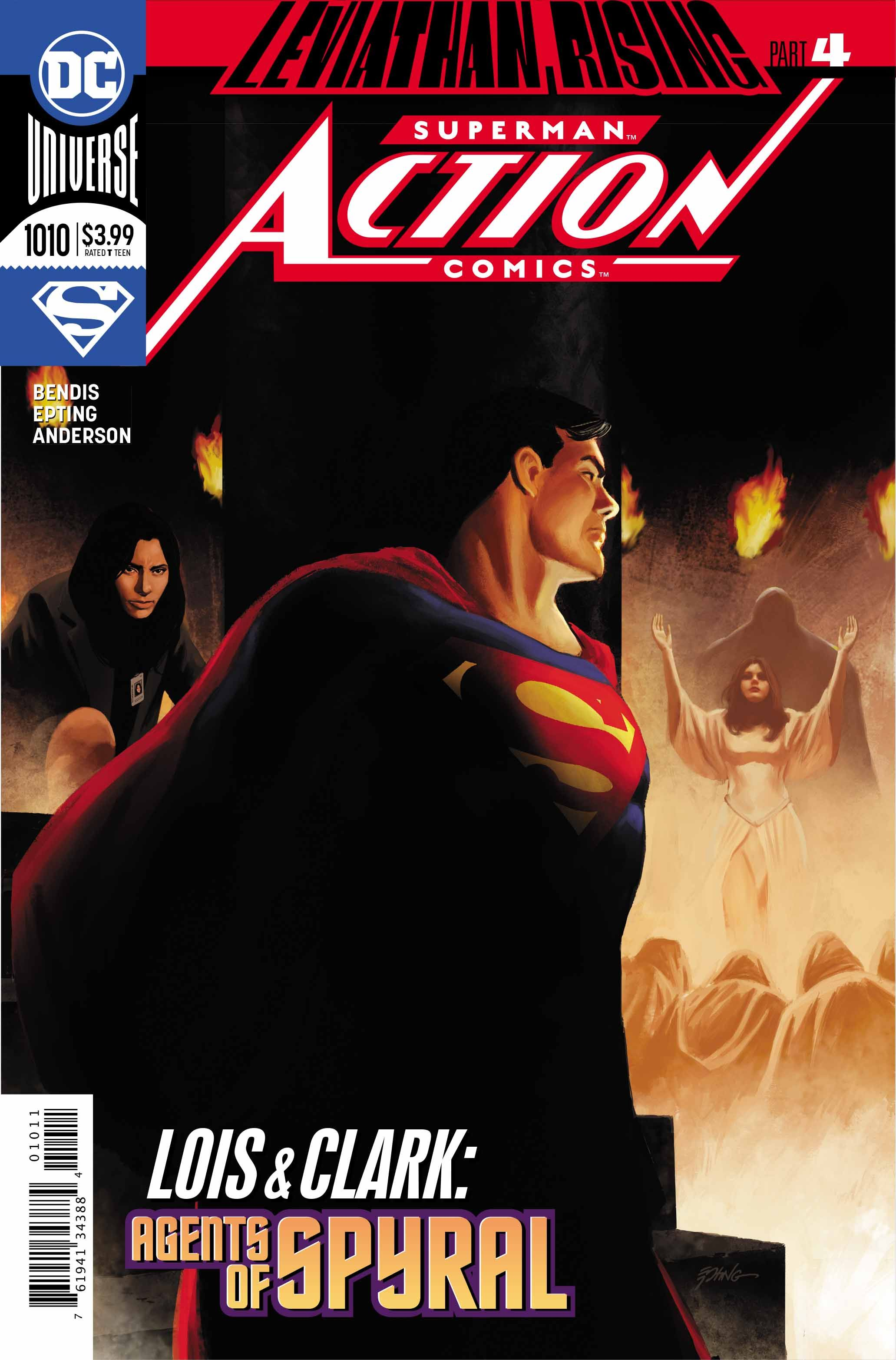 PREVIEW: Action Comics #1010