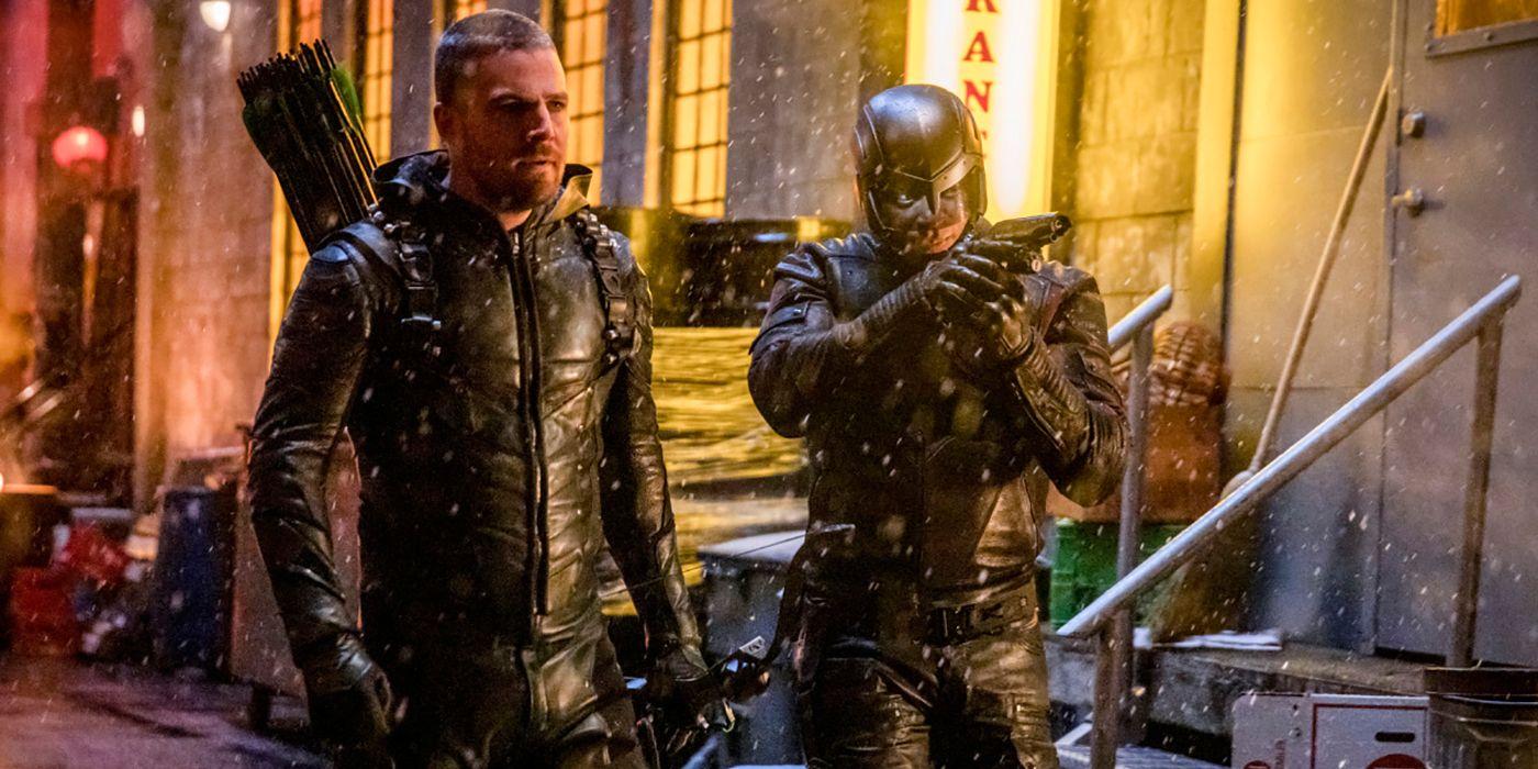 Arrow: David Ramsey Addresses That Green Lantern Tease, Diggle's Future