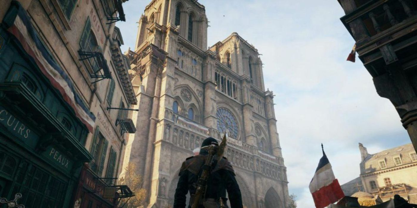 Assassin's Creed Unity Gets Reverse-Review Bombed Following Notre-Dame Fire