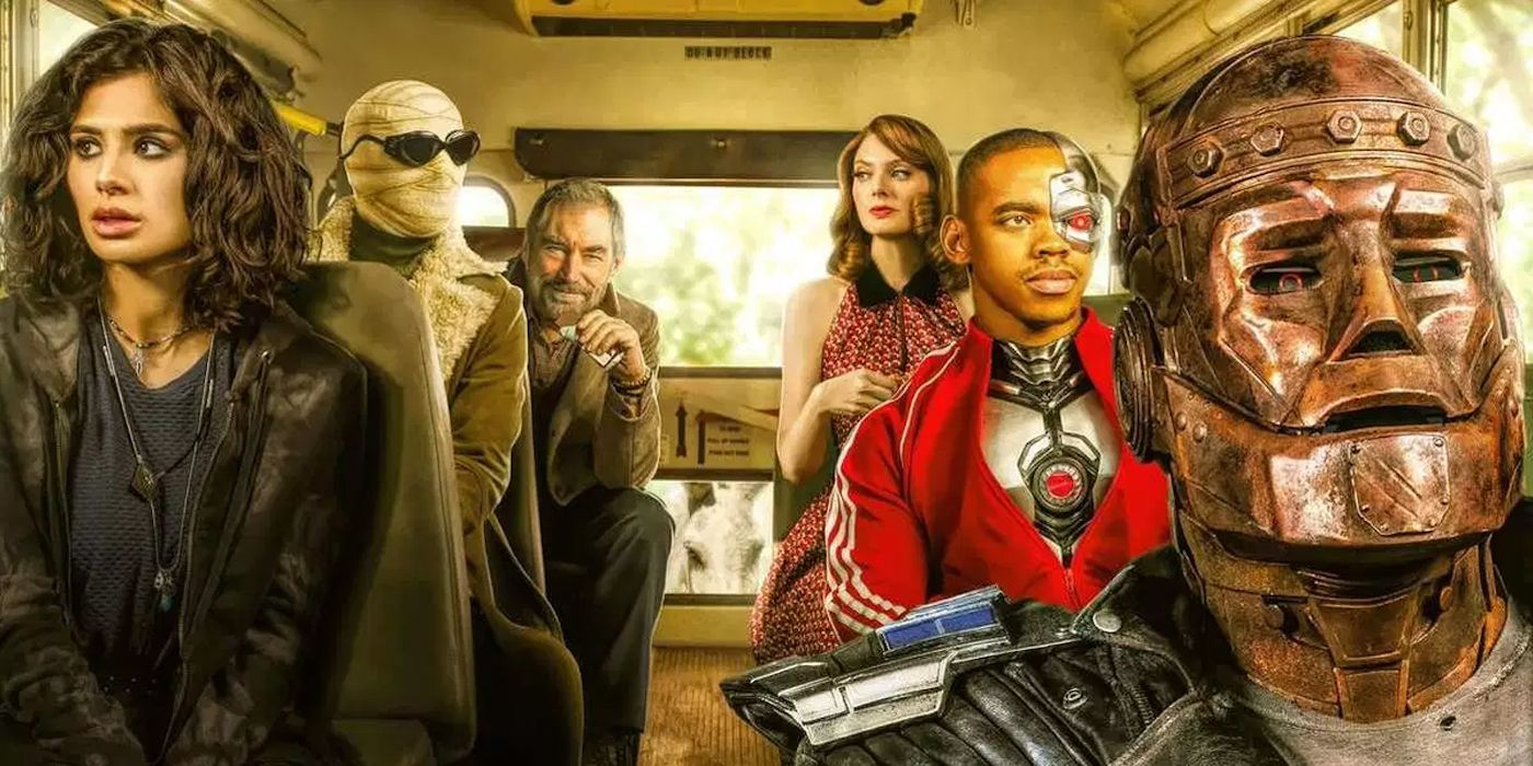 DC Universe Makes Doom Patrol Pilot Free for a Limited Time | CBR