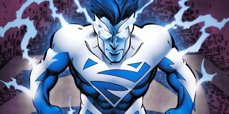 Electric Blue Superman - El escudo de Superman: Cómo el símbolo del Hombre de Acero se ha convertido en un icono de la cultura pop