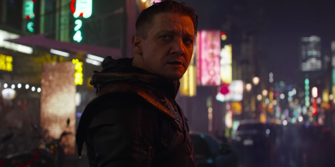 Jeremy Renner Almost Played Hellboy in Guillermo del Toro Film