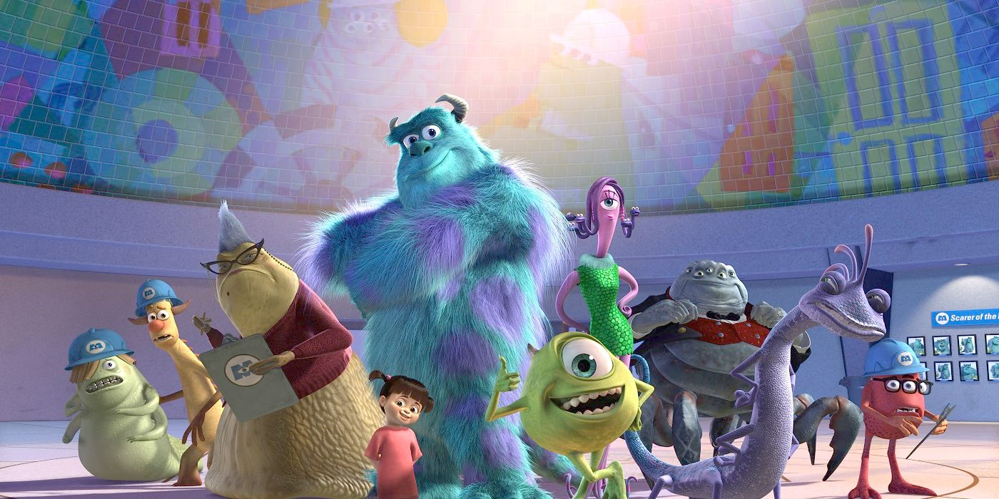 Monsters, Inc. Series Heads to Disney+ With Original Voice Cast