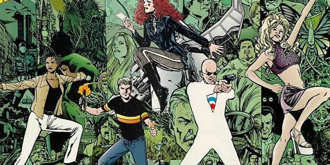 The Legacy of Grant Morrison's The Invisibles At 25